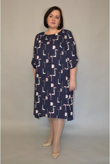 1188. Платье из шифона