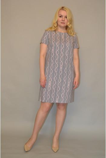 1192. Платье из хлопка