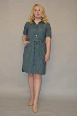 1199. Платье лен
