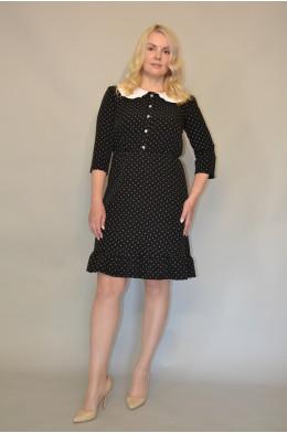 1210.Платье в горошек