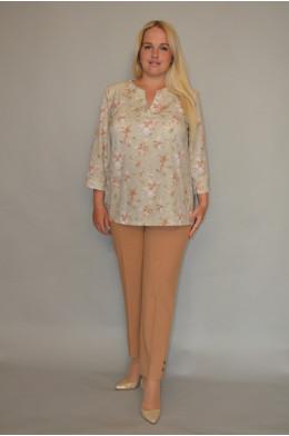 154.Блузка из легкой ткани