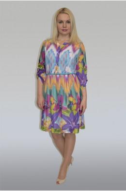 511. Летнее легкое платье