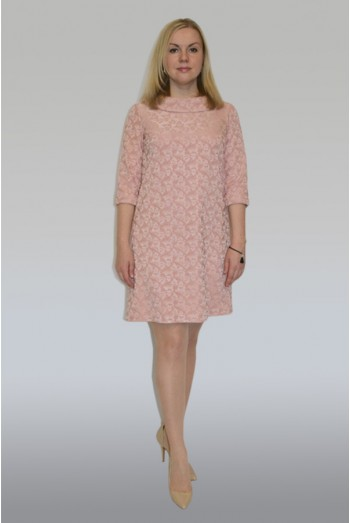 550. Платье А-силуэта