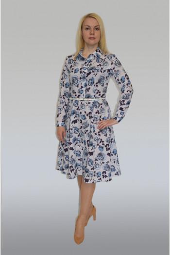 775. Летнее платье
