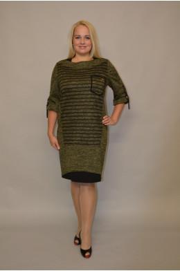840.  Платье из Ангоры (Нет в наличии)